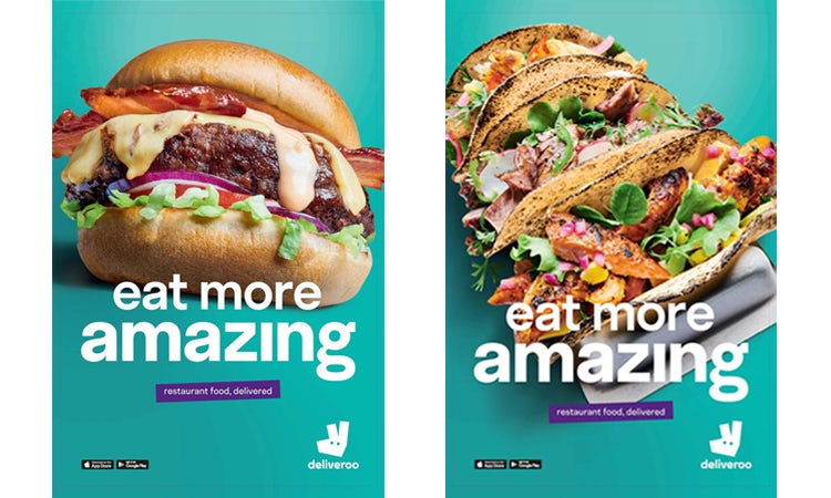 Deliveroo Launches Global Brand Campaign