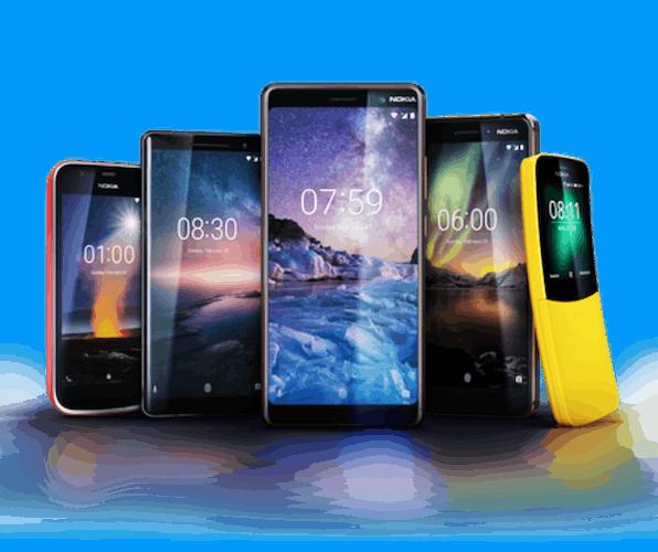 Nokia at Mobile World Congress 2018