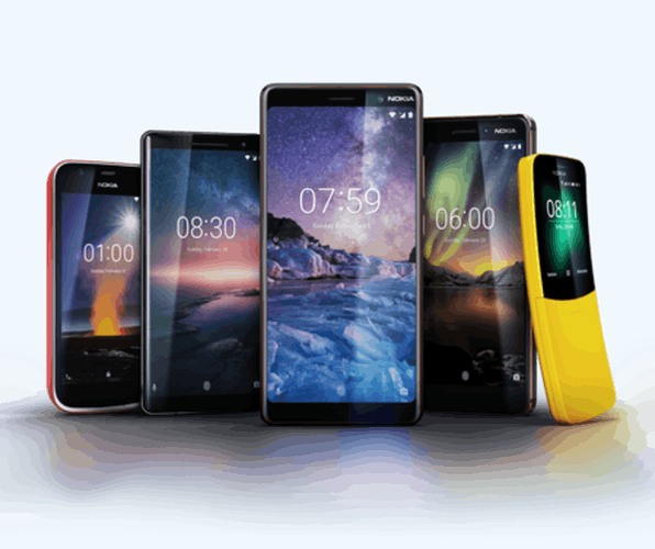Nokia at Mobile World Congress 2018