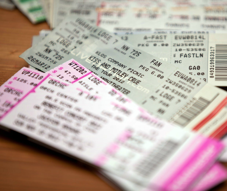 secondary-ticket websites