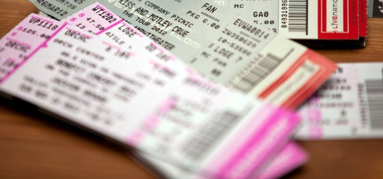 secondary-ticketing websites