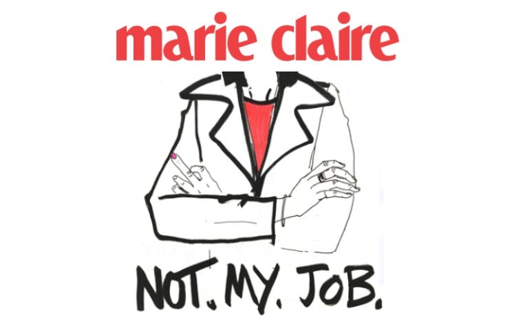 6cb9348da Marie Claire is using International Women s Day to launch a new campaign  that aims to stamp out harassment