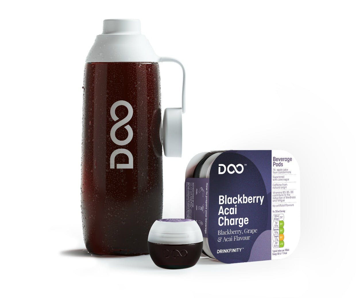 PepsiCo on the launch of its first ecommerce-only brand Drinkfinity