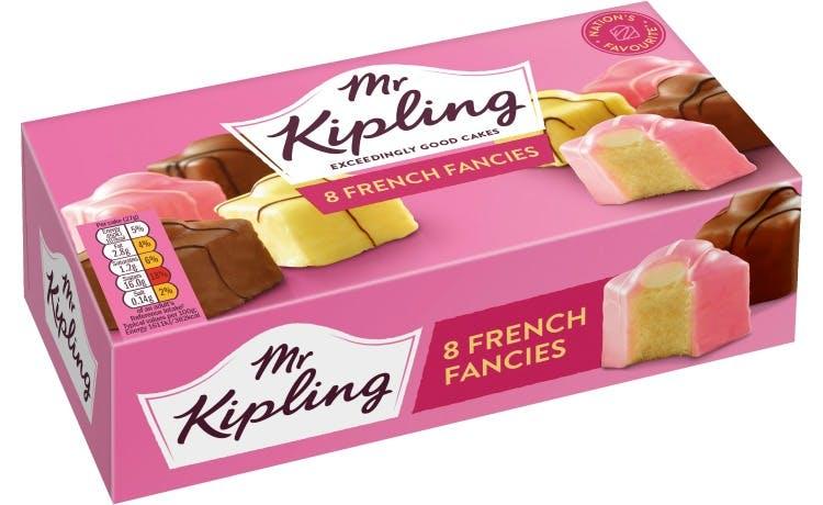 Mr Kipling French Fancy