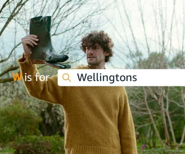 Amazon Fundamentals marketing campaign