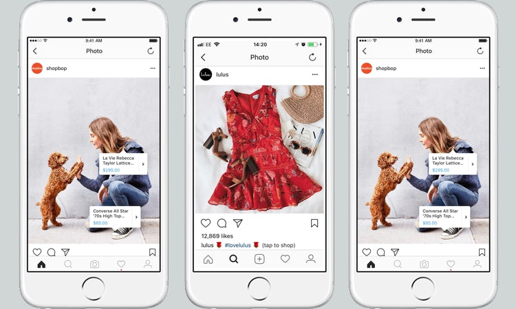 c82582580e92 Instagram launches shoppable posts as it looks to play a bigger role in  ecommerce