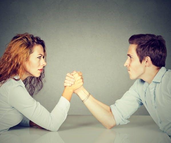 Marketing sales healthy tension