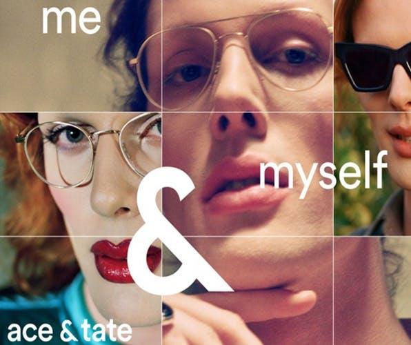 Ace & Tate marketing campaign