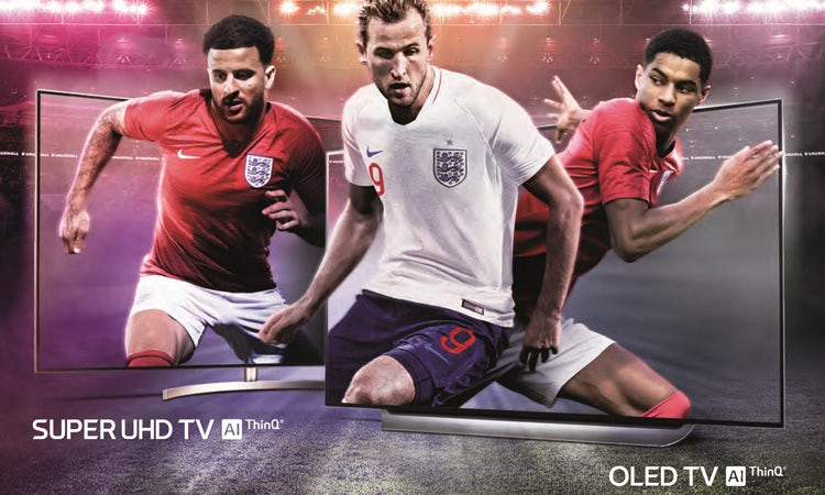 d4b4836fd94 Brands catch World Cup fever as England prepares for semi-final  The ...