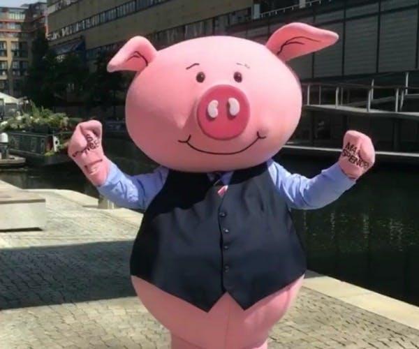 M&S Percy Pig