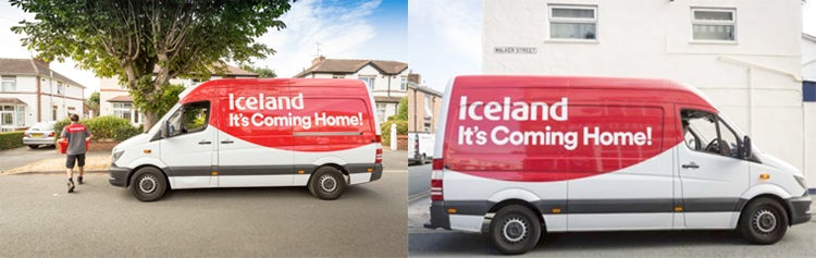 Iceland 'It's Coming Home'