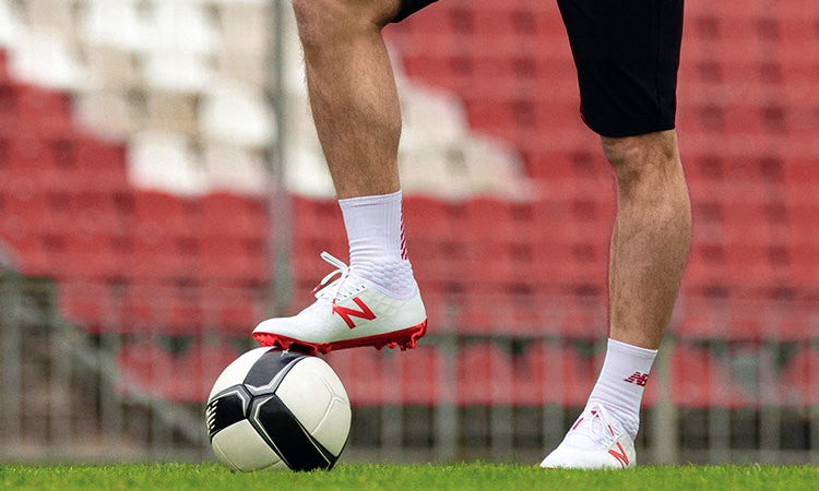 95c2f59e New Balance is launching a limited edition Russian-inspired football and  lifestyle collection ahead of the 2018 World Cup.