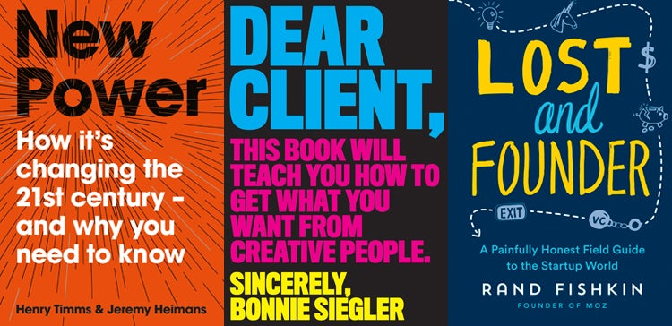 recommended reading for marketers