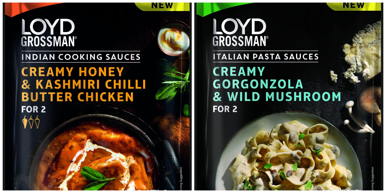 Loyd Grossman Premier Foods