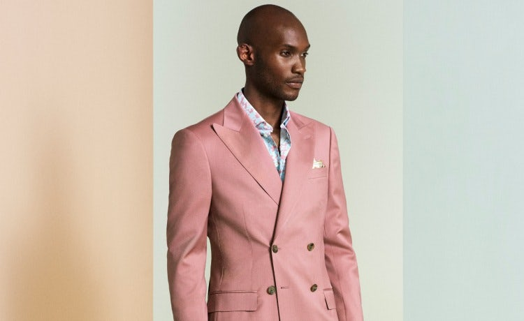 How One Savile Row Tailor Is Translating The Luxury Experience Online