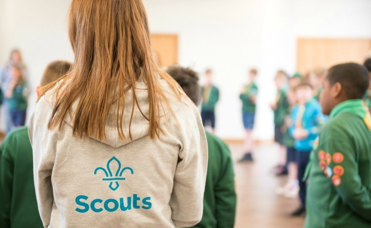 Scouts introduces 'skills for life' brand positioning to attract new