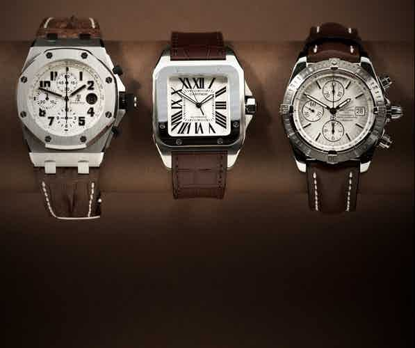 Richemont Cartier watch grey market