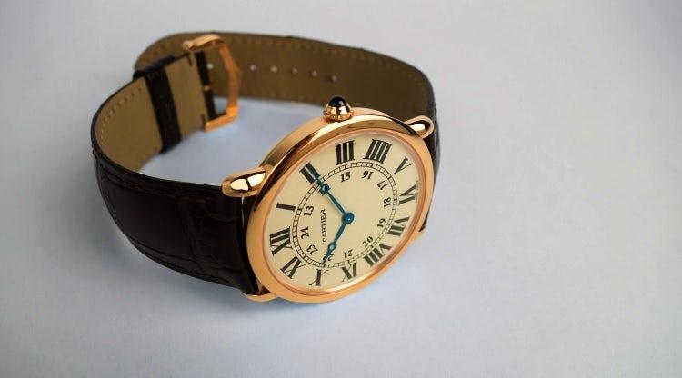 Richemont Cartier watch grey market