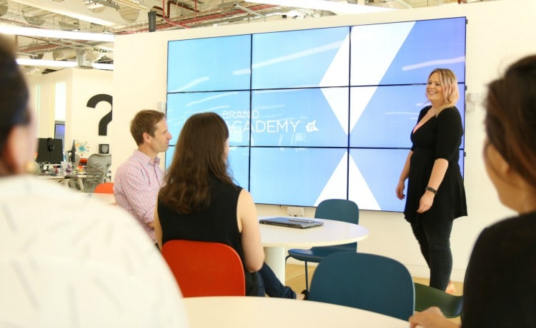 UKTV brand academy