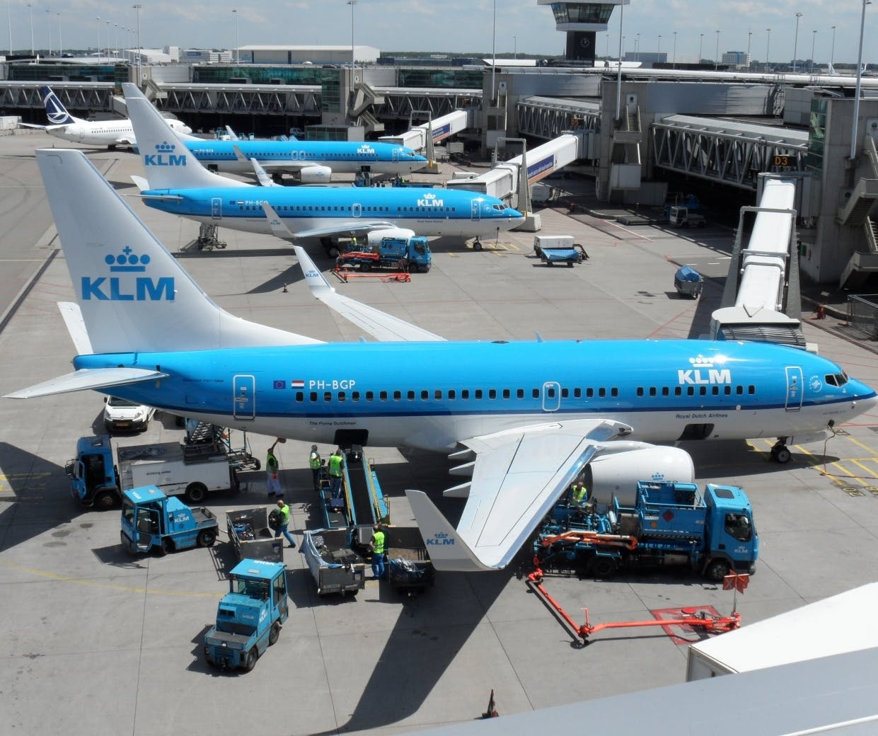 How KLM's customer service took off on Messenger – Marketing