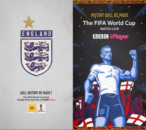 BBC World Cup campaign
