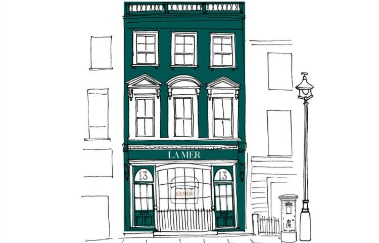 La Mer Soho pop-up