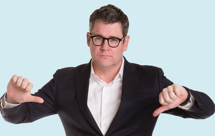Mark Ritson: Accept it, people hate ads – yes, all of them