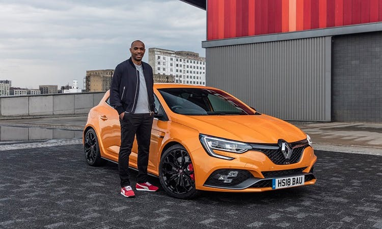 Renault and Thierry Henry