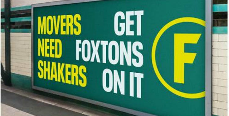 Foxtons marketing campaign