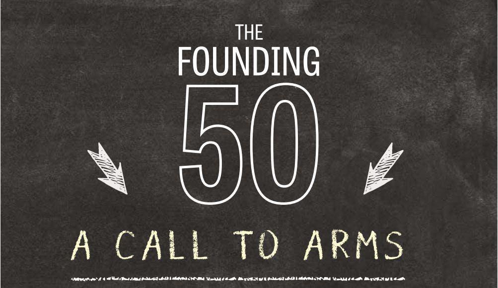 founding 50