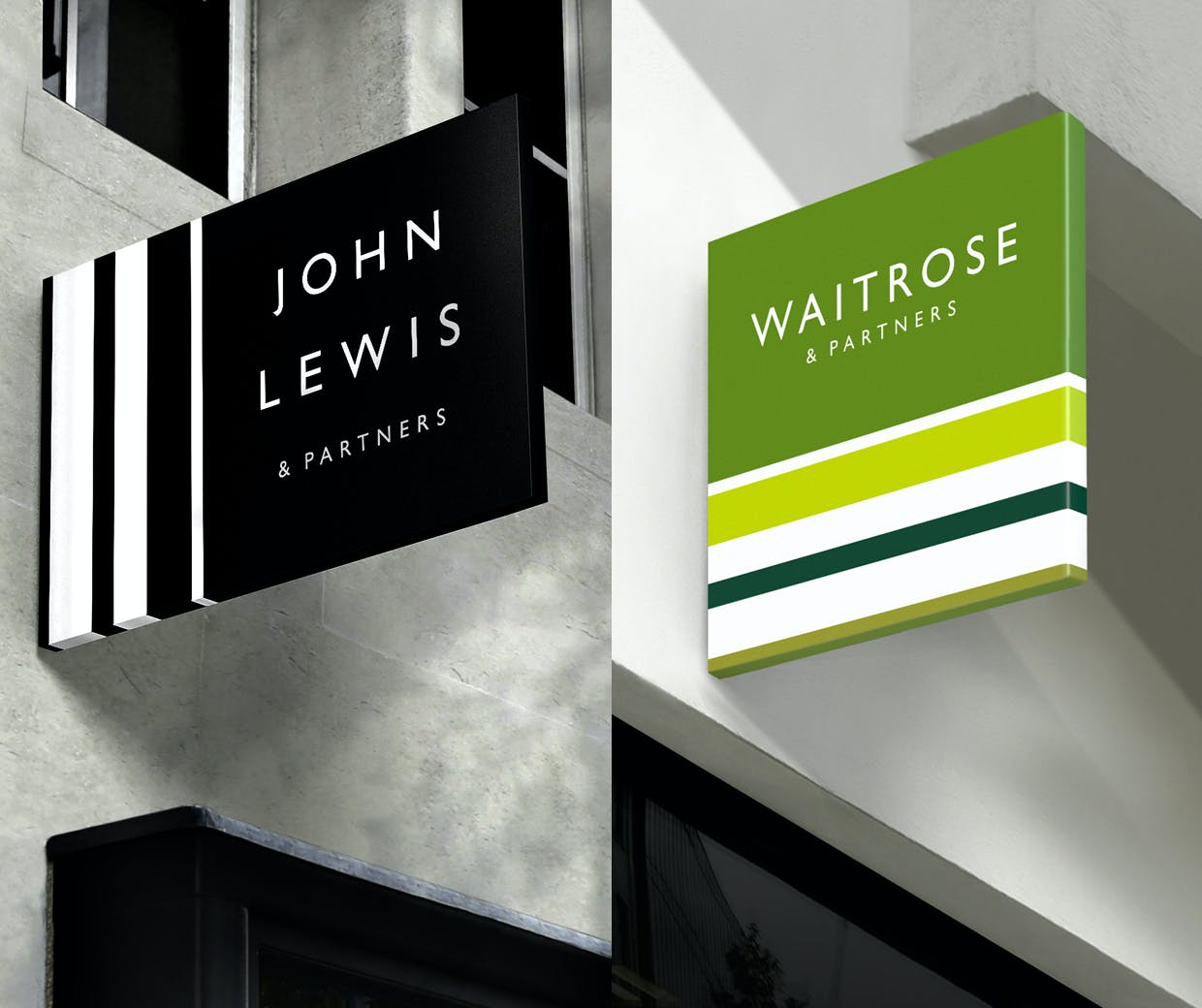 Image result for Is John Lewis and Waitrose joint marketing strategy working?