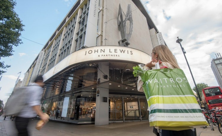 At John Lewis Smartphones Are Now The Most Popular Way To Shop Online