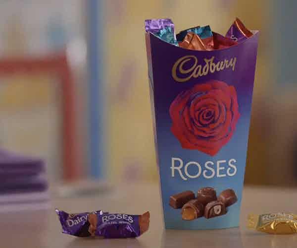 Cadbury Roses