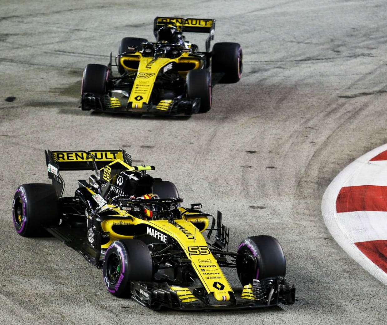 Renault Uses Formula One As A 'test Bed' For Marketing