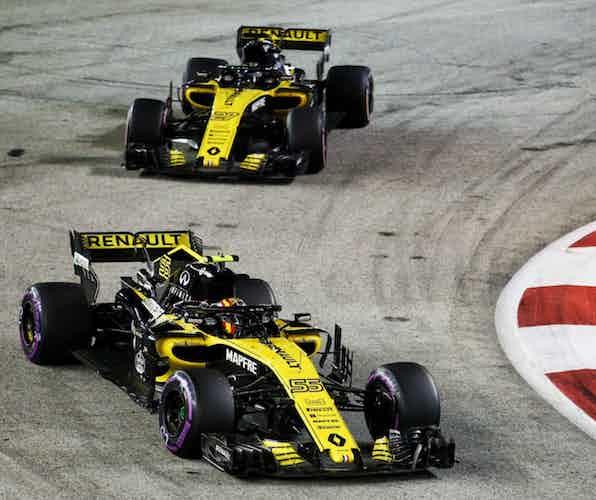 Renault Formula One