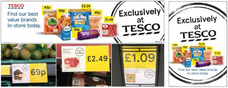 tesco pricing strategy
