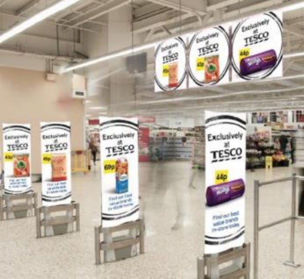 Tesco value campaign