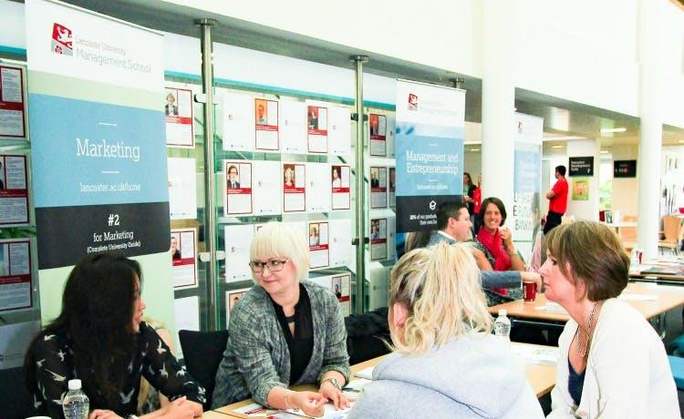 Lancaster-Uni-Marketing-open-day-
