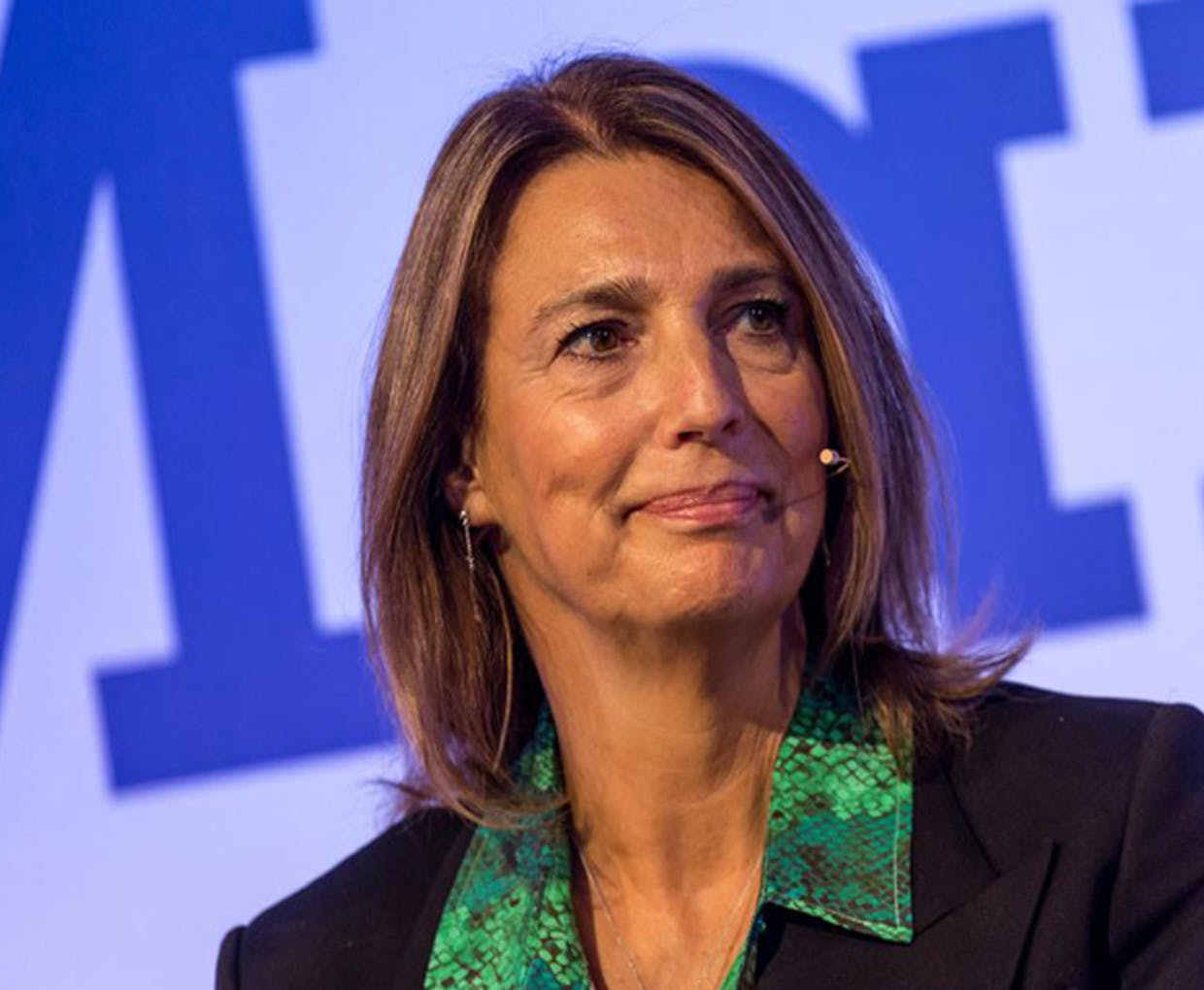 Carolyn McCall on shaking off ITV's 'cosy' image to take on Amazon