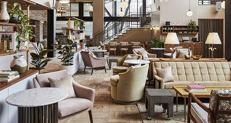 cd9e09b64b1193 ... and community are at the heart of upmarket hotel chain The Hoxton