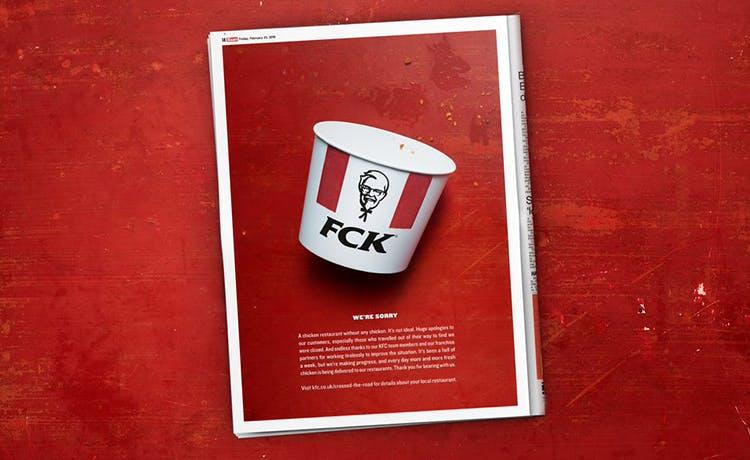 KFC Marketing Campaign