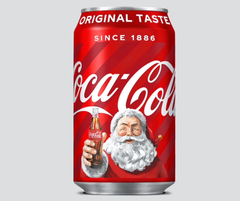 Coca Cola Christmas.Coca Cola Revives Christmas Truck Tour With Zero Sugar