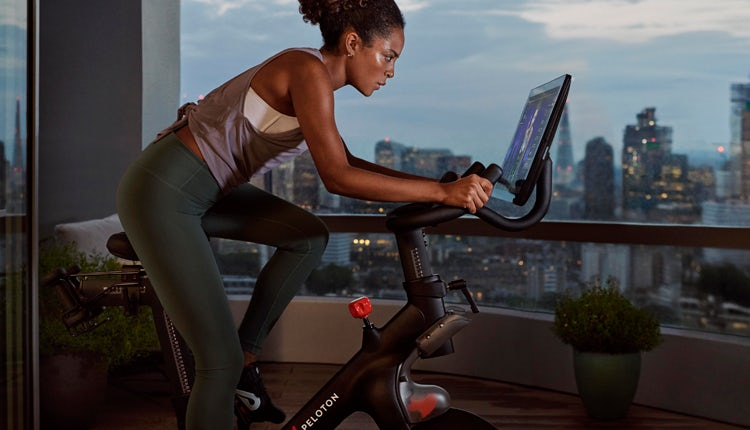 Image result for peloton ad
