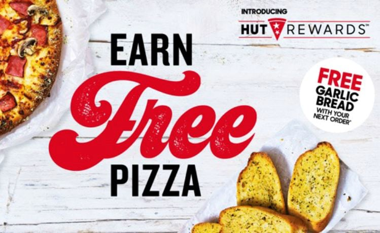 Pizza Hut launches loyalty scheme to 'close the loop' with