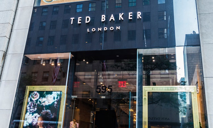 c17be5b7e13972 Fashion retailer Ted Baker saw sales rise during the Christmas trading  period despite the  hugging  scandal with its CEO in December.