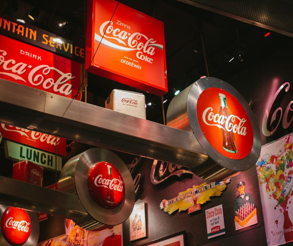 Why Coca-Cola is no longer tied to its old brand rules