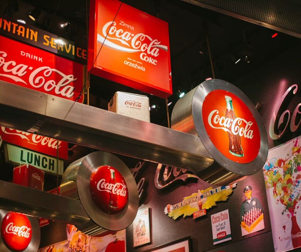 Coca-Cola launches first energy drink under the Coke brand