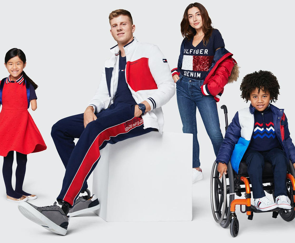 official site uk cheap sale performance sportswear What brands are doing to be more inclusive for people with ...
