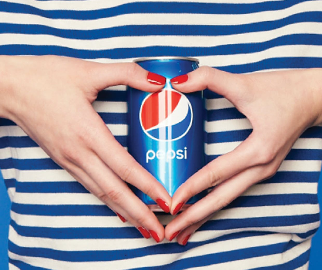 Pepsi celebrates 'pop and fizz' of cola as it shifts brand