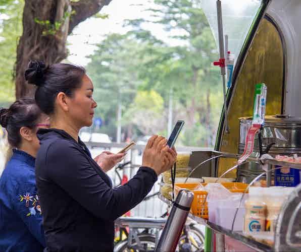 China customer experience
